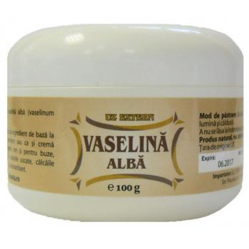 Vaselina alba 100 ml HERBALSANA