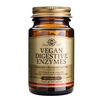 Vegan digestive enzymes 50 tbl SOLGAR