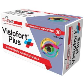 Visiofort plus 30 cps FARMACLASS