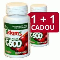 Vitamina c 500mg… ADAMS SUPPLEMENTS