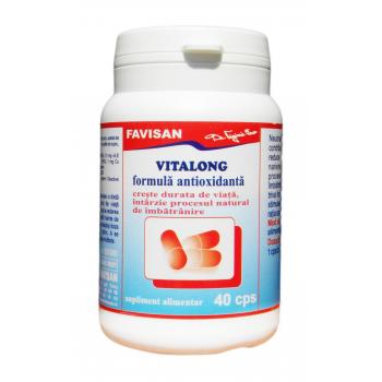 Vitalong antioxidant b054 40 cps FAVISAN