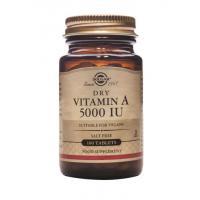 Vitamina a 5000 iu