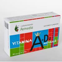 Vitamina a+d2 naturala