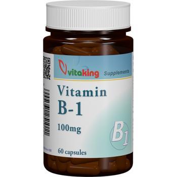 Vitamina b1 100mg 60 cps VITAKING
