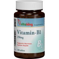 Vitamina b1 250mg VITAKING