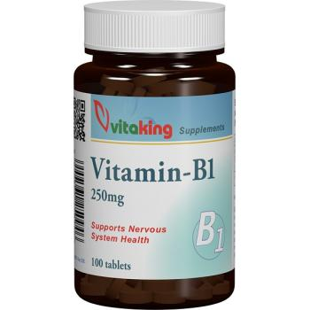 Vitamina b1 250mg 100 cpr VITAKING