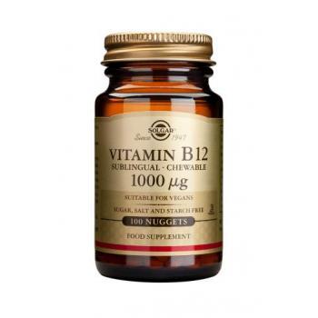 Vitamina b12 1000 mcg 100 cps SOLGAR