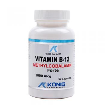 Vitamina b12 forte 60 cps FORMULA K