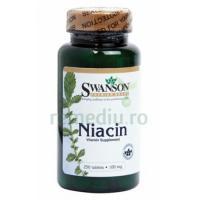 Vitamina b3 niacina 100 mg