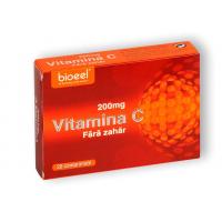 Vitamina c 200 mg, fara zahar
