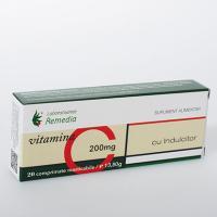 Vitamina c 200mg
