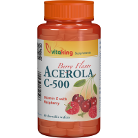 Vitamina c 500mg… VITAKING