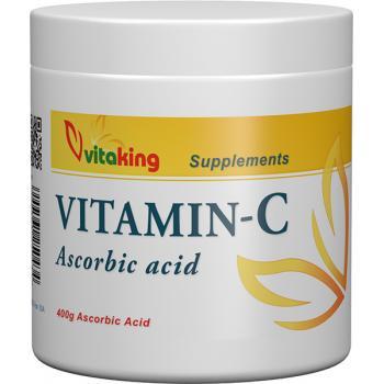 Vitamina c cristalizata 400 gr VITAKING