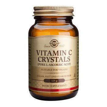 Vitamina c crystals 125 gr SOLGAR