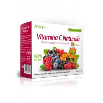 Vitamina c naturala 28 pl ZENYTH