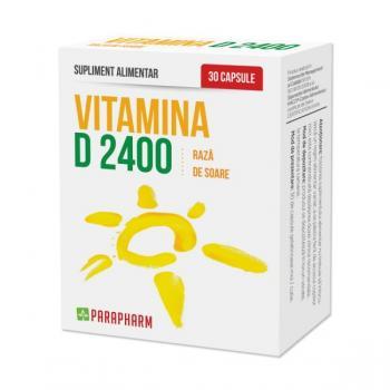 Vitamina d 2400  30 cps PARAPHARM