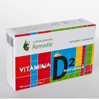 Vitamina d2 naturala