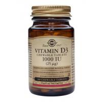 Vitamina d3 1000 iu (chewable tablets)