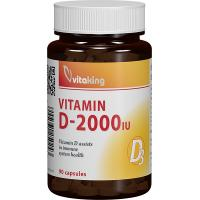 Vitamina d3-2000ui VITAKING