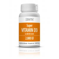 Vitamina d3 cu ulei de cocos