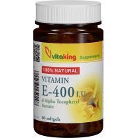 Vitamina e naturala 400ui