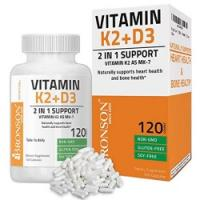 Vitamina k2 + vitamina d3