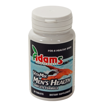 Complex Vitamix men s health 30 tbl ADAMS SUPPLEMENTS