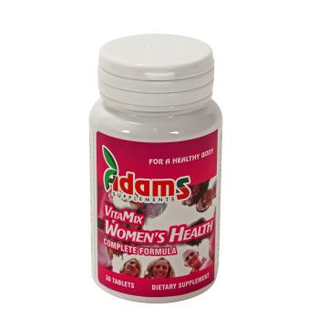 Vitamix women s health 30 tbl ADAMS SUPPLEMENTS
