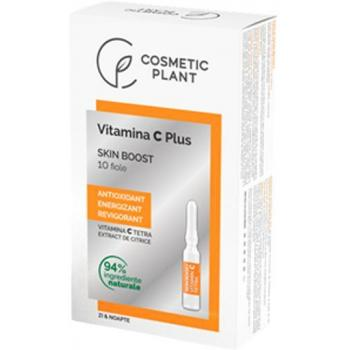 Vitamina c plus- fiole skin boost  10 ml COSMETIC PLANT