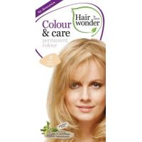 Vopsea permanenta fara amoniac, colour & care, 8 light blond, hairwonder