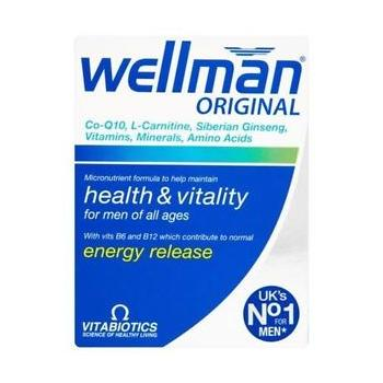 Wellman original 30 cpr VITA BIOTICS