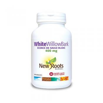 White willow bark – 400 mg 50 cps NEW ROOTS