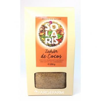 Zahar de cocos 250 gr SOLARIS
