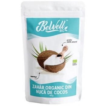Zahar din nuca de cocos ORGANIC 400 gr BEWELL BIO