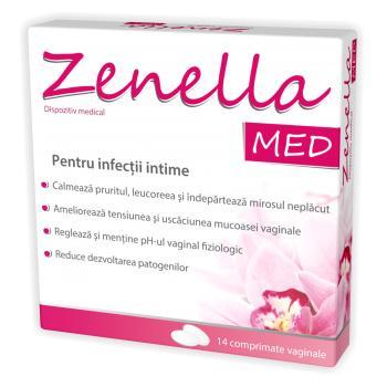 Zenella med 14 cpr ZDROVIT
