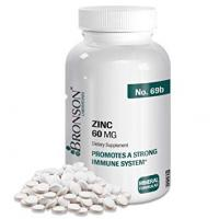 Zinc 60 mg