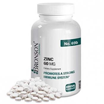 Zinc 60 mg 250 cps BRONSON