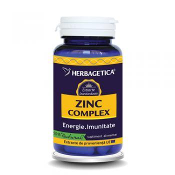 Zinc complex 30 cps HERBAGETICA